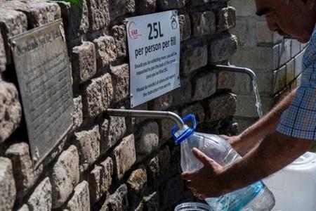 آغاز عملیات مقابله با بحران آب در کیپ تاون
