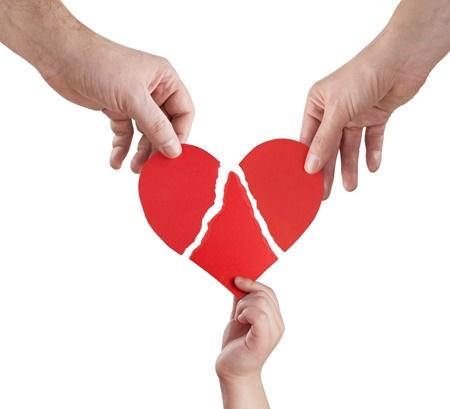 نکته بهداشتی: صحبت با بچه ها درباره طلاق