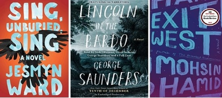 پنج رمان برتر سال ۲۰۱۷