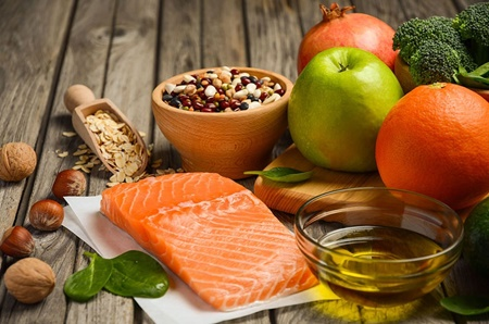 ۱۰ گزینه غذایی سالم برای بهبود آسم