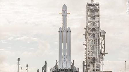 پاسخ به پرسش هایی درباره پرتاب قدرتمند ترین راکت جهان