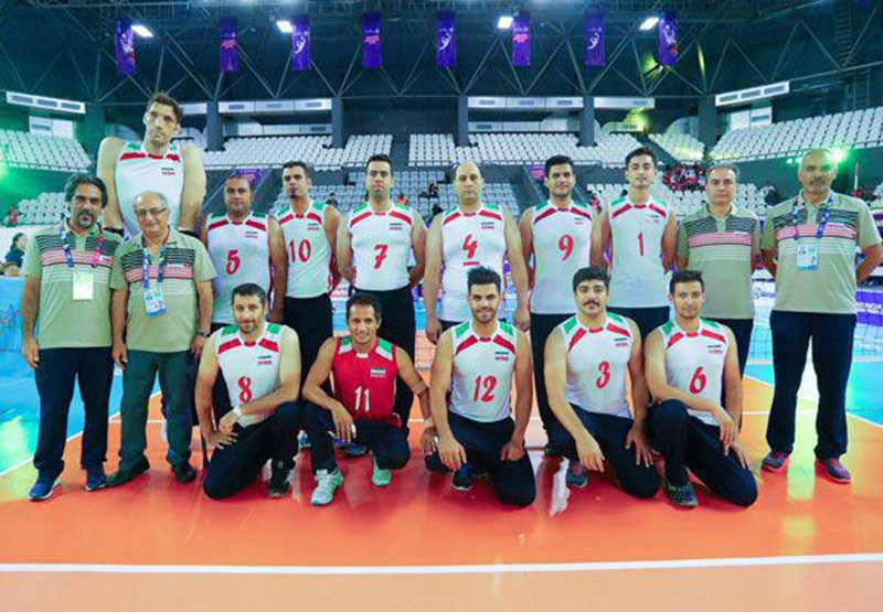 Sittingvolleyball Team