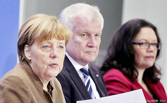 نتایج یک نظرسنجی جدید |ریزش فاجعهبار آرای احزاب حاضر در دولت ائتلافی آلمان