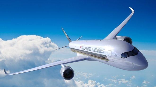 طولانیترین پرواز هوایی جهان در نیویورک به زمین نشست