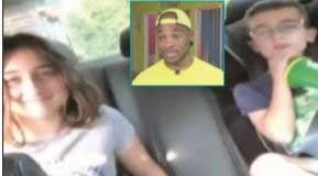 شکایت از سیاهپوست بودن راننده