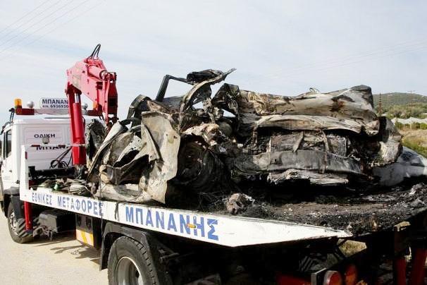 یونان | یازده مهاجر در تصادف خودرو با کامیون جان باختند
