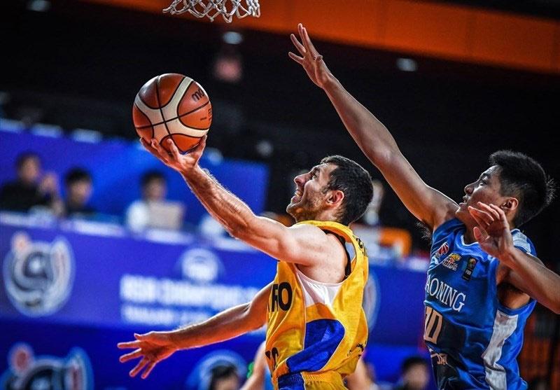 پتروشیمی بندر امام در فینال بسکتبال باشگاههای آسیا