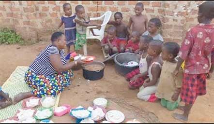 زن ۴۰ ساله صاحب ۴۴ فرزند