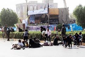 دستگیری یک زن مرتبط با حادثه تروریستی اهواز | هیچ فعال مدنی بازداشت نشده است