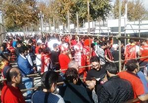 ۴۱ ماجرا و نکته قبل از بازی پرسپولیس- السد