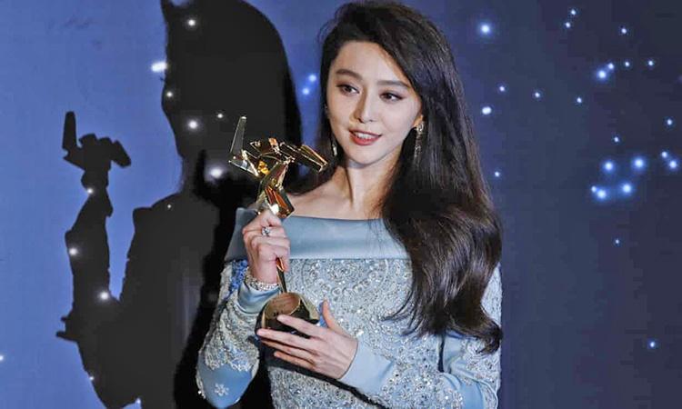فان بینگ بینگ بازیگر چینی