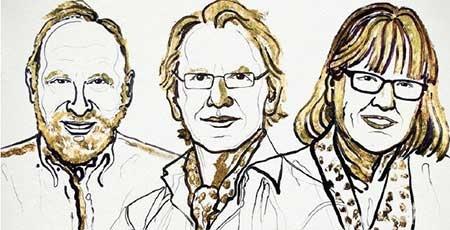 برنده گان جایزه نوبل فیزیک
