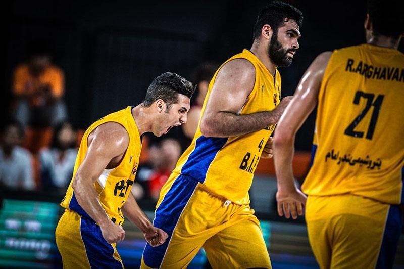 پتروشیمی بندر امام قهرمان جام باشگاههای بسکتبال آسیا شد