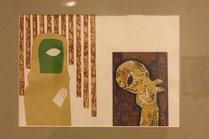 نشان آبان به هنرمندان اهدا شد