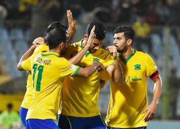 جام حذفی   صعود آبادانیها به جمع هشت تیم برتر