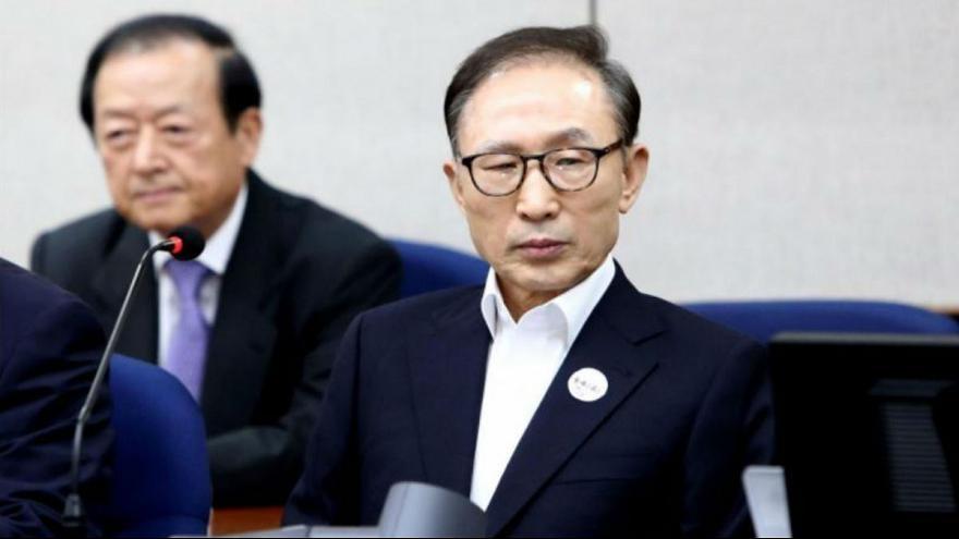 رئیس جمهور پیشین کره جنوبی به ۱۵ سال زندان محکوم شد