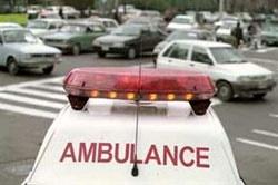 تیراندازی به آمبولانس اورژانس در چابهار | دو تکنسین اورژانس زخمی شدند