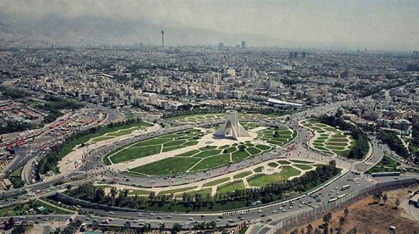 اولین بار چه کسی از تهران نام برد؟