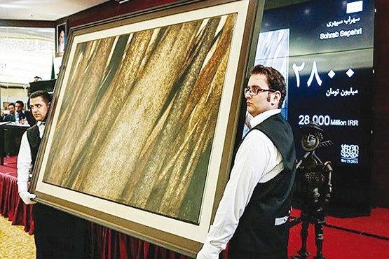 نقاشیهای سهراب