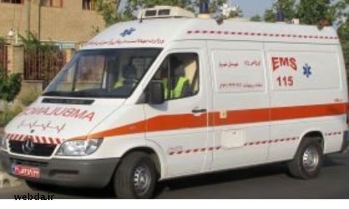 جزییاتی از حادثه تیراندازی به یک دستگاه آمبولانس در سیستان و بلوچستان