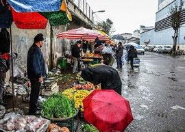 بازار ساری
