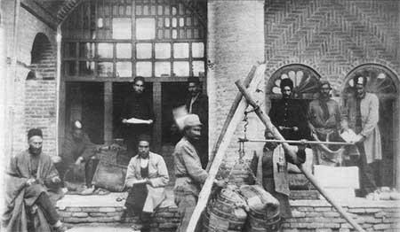 تهران قدیم