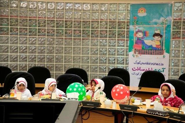 شرکت بهرهبرداری مترو میزبان کودکان تهرانی شد