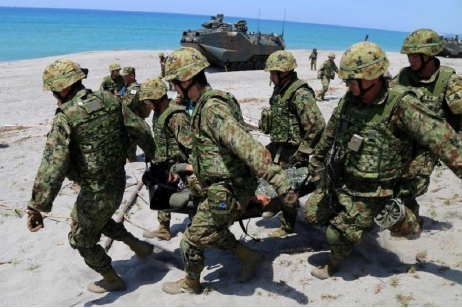 واشنگتن و توکیو از قدرت گرفتن چین به هراس افتاده اند