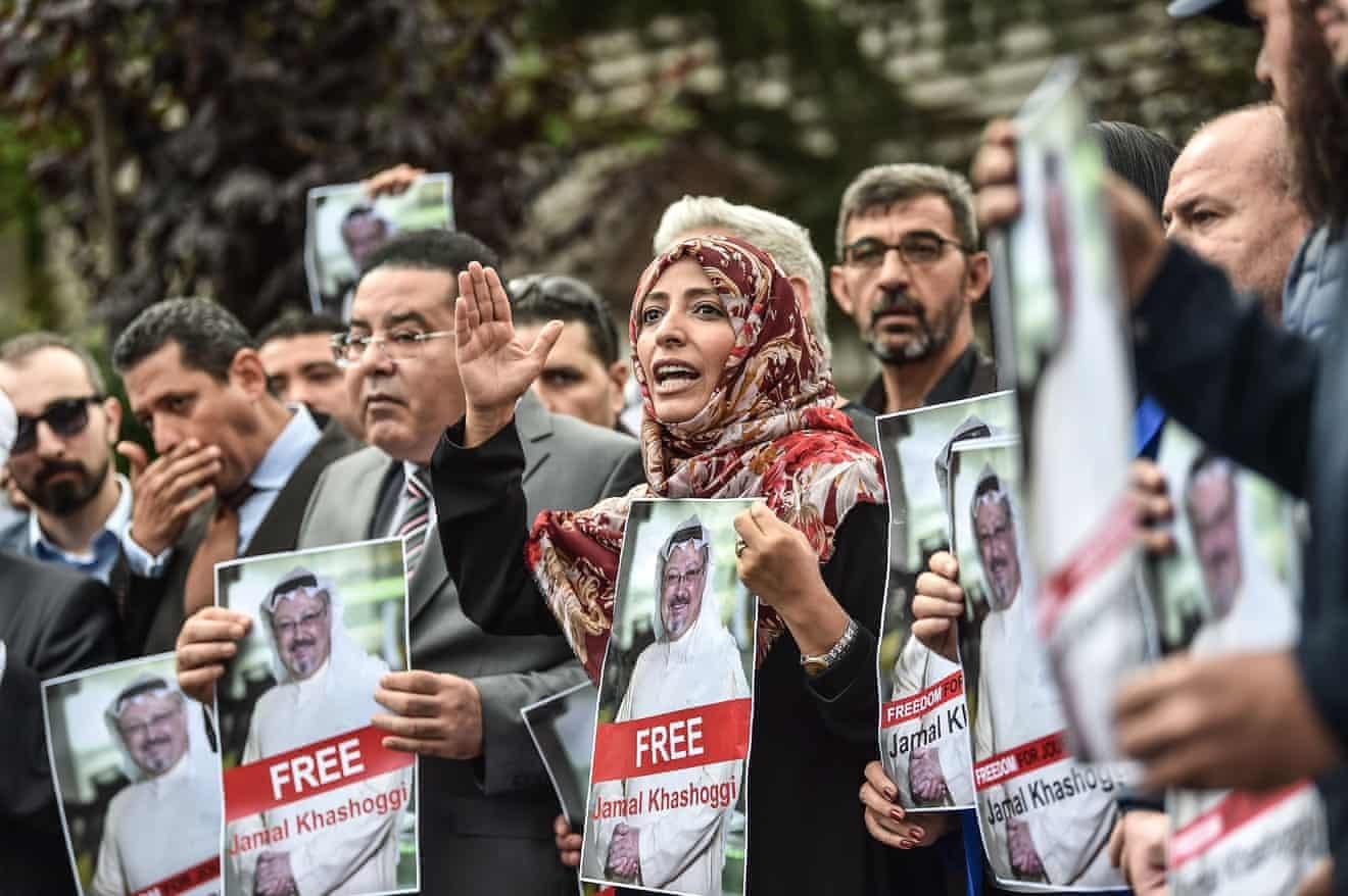 عکس روز: اعتراض در استانبول