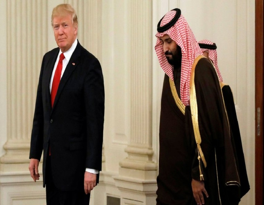 باج خواهی ترامپ تاج و تخت سعودی را به لرزه درآورد