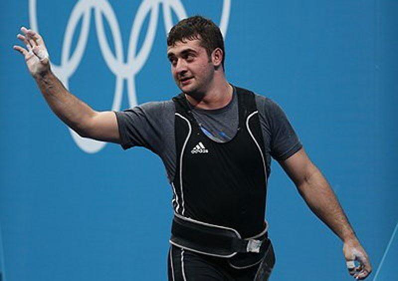 وزنهبردار ایران به طلای المپیک لندن رسید
