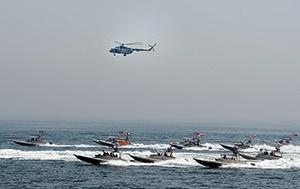 ایران از منافع خود در خلیج فارس محافظت میکند