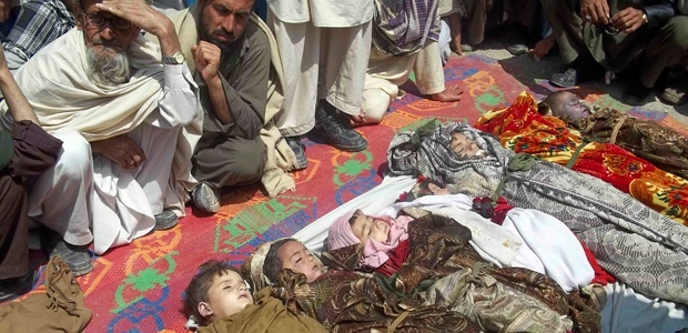افزایش شدید شمار کشتهشدگان غیرنظامی در افغانستان