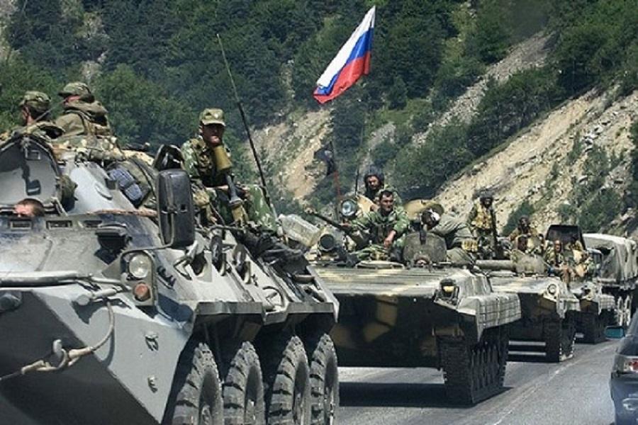 تجهیزات گسترده روسیه در اطراف البوکمال سوریه مستقر شد