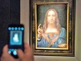 گرانترین نقاشی تاریخ کار خود داوینچی است