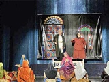 نمایشهای زنانه در تهران