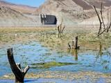 کاهش ۱۴ درصدی میزان ذخایر سدهای ایران | ۶۹ درصد مخزن سدهای تهران خالی است