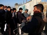 برگزاری انتخابات پارلمانی افغانستان | وقوع چند انفجار در کابل