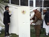 برگزاری انتخابات پارلمانی افغانستان
