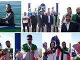 ۱۳ مدال سهم نمایندگان ایران از روزهای اول و دوم مسابقات