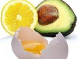 کاهش وزن با مصرف آووکادو و تخم مرغ