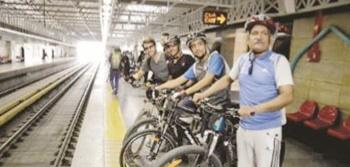 شهری,دوچرخه سواری,مترو