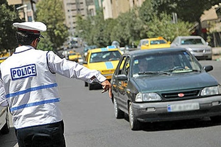 طرح ترافیکی ویژه اربعین از ۲۸ مهر ماه جرا میشود