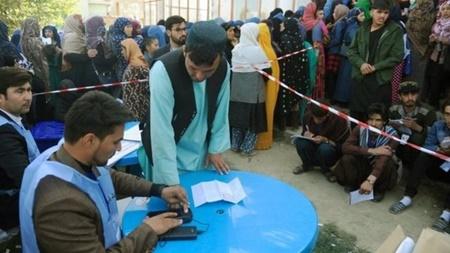 دومین روز انتخابات پارلمانی افغانستان