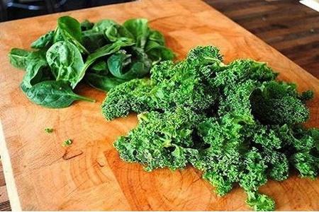 رژیم غذایی حاوی سبزیجات به پیشگیری از نابینایی کمک میکند
