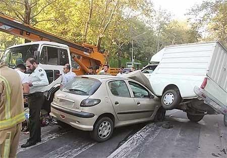 قانون تشویق رانندگی ایمن درتعلیق