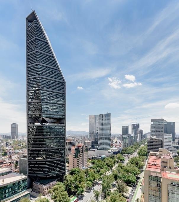 برج ۲۴۶ متری ضد زلزله، بهترین سازه بلندمرتبه جهان شد
