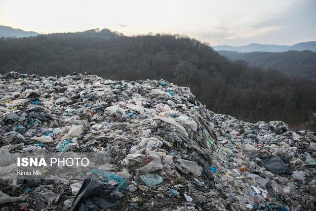 ضرورت دور شدن زباله از جنگل و دریای شمال