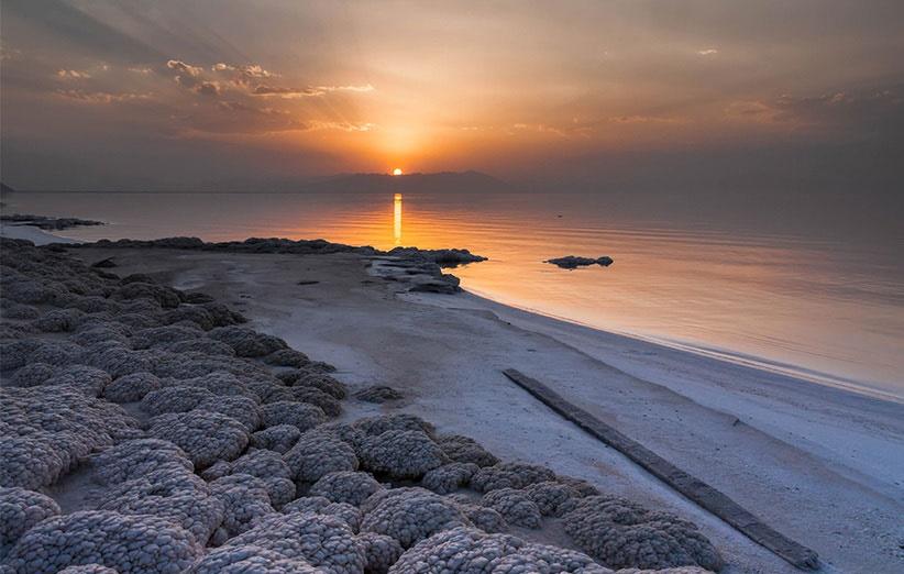 تراز دریاچه ارومیه ۷ سانتیمتر افزایش یافت