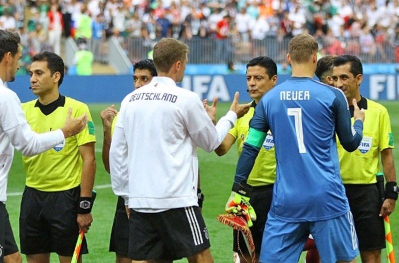 قضاوت فغانی، سخندان و  منصوری در جام ملتهای ۲۰۱۹ آسیا